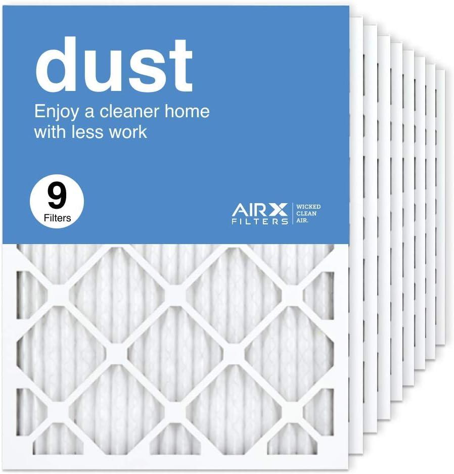AIRx Filters Tucson Mall 18x24x1 Air Filter MERV HVAC A 8 Pleated 2021 model Furnace AC