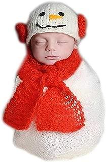 newborn snowman costume