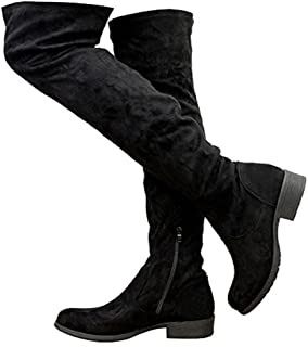 f09a3dfac Ladies Over The Knee Boots | Thigh High Boots Women | Over The Knee Boots  Women
