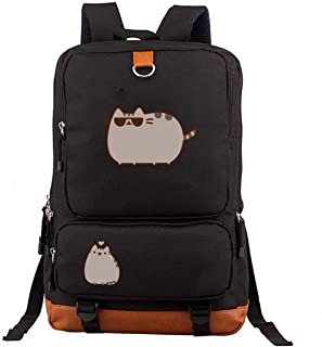GD-Tshirts Kids Cartoon Cat Backpack-Boys Girls Lightweight School Bookbag Laptop Backpack-Rucksack for Travel,Outdoor