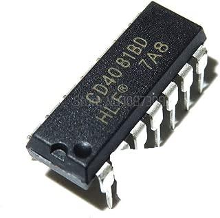 10PCS CD4081BE DIP14 CD4081 DIP 4081 DIP-14 New and Original IC