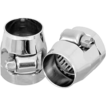 "Spectre Performance 2268 Magnaclamp 3/8"" Fuel Line Fitting"