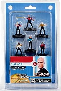 WizKids Star Trek Heroclix Away Team: The Next Generation Fast Forces