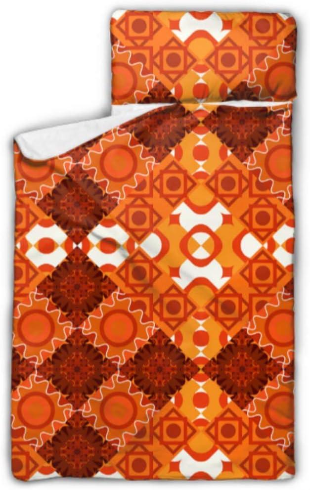 HJSHG Kids Sleeping Bag Decorative Backdrop Orange Red Neutral C Max 5 ☆ very popular 67% OFF