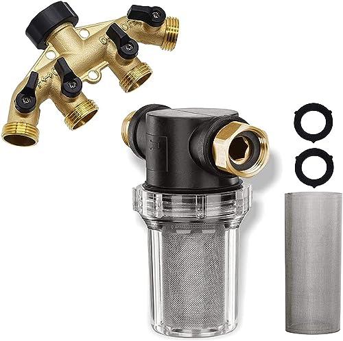 discount Twinkle Star Hose Splitter 4 wholesale Way | Sediment Filter wholesale Attachment online