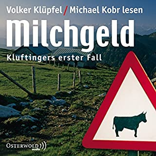 Milchgeld audiobook cover art