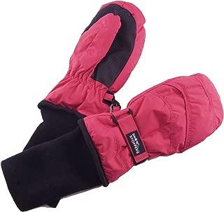 Kids Waterproof Stay On Winter Nylon Mitten