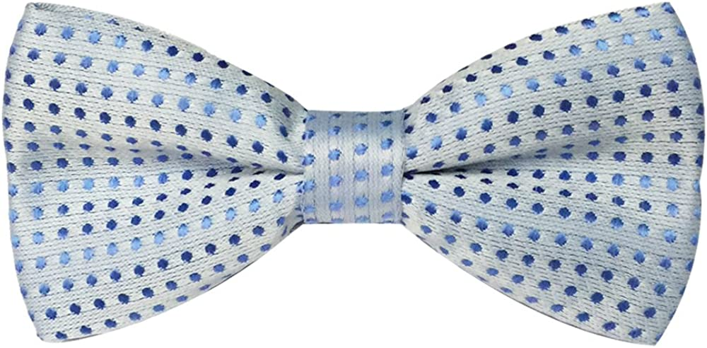 Ainow Super special price Boy's Children Solid Color 2021 Ties Bow Bowties Satin