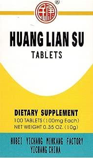 Huang Lian Su Tablets (Coptis Extract)