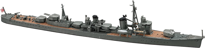 Hasegawa 1 700 Water Line Series   HAS49463 1 700 Hasegawa Japanese Navy Destroyer Asashio [MODEL BUILDING KIT]