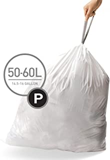 smart human trash bags