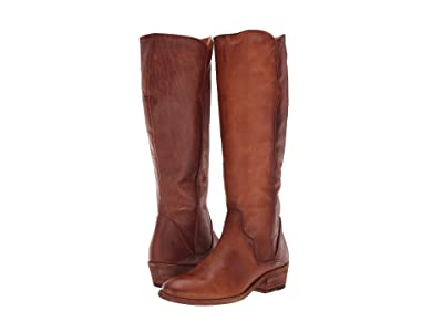 Frye Carson Piping Tall (Caramel Extended) Women