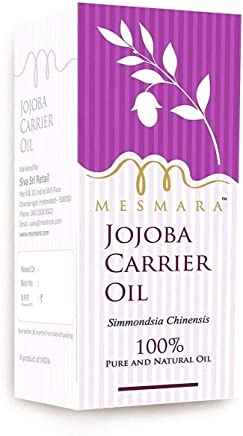 Mesmara 100% Pure Natural and Undiluted Cold Pressed Jojoba Carrier Oil, 30ml