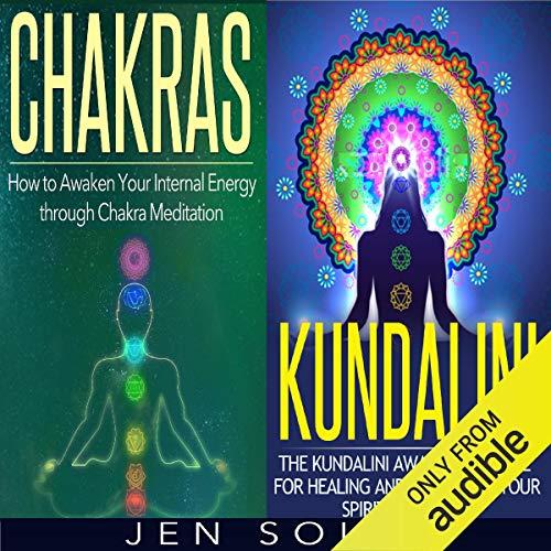 Chakras, Kundalini: 2 in 1 Bundle audiobook cover art