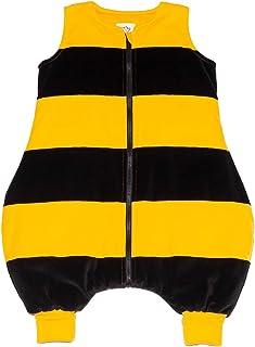 The PenguinBag Company Abeja - Saco de dormir con piernas, TOG 2.5, talla S
