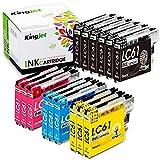 Kingjet Compatible Ink Cartridge Replacement...