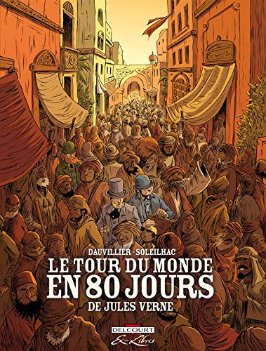 Le Tour du monde en 80 jours de Jules Verne, Intégrale