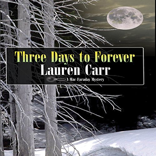 Three Days to Forever audiobook cover art