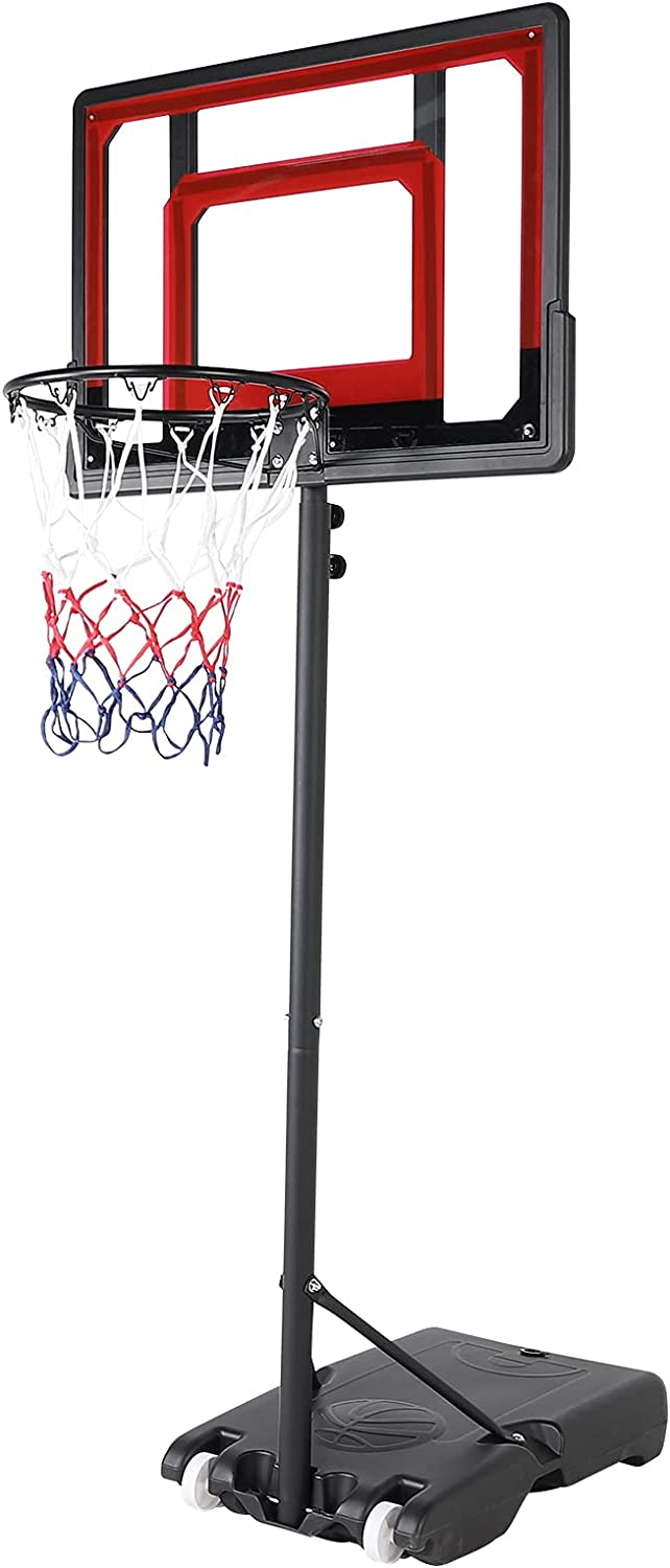 Portable Basketball Set Adjustable fo Limited time cheap sale System Cheap SALE Start Outdoor