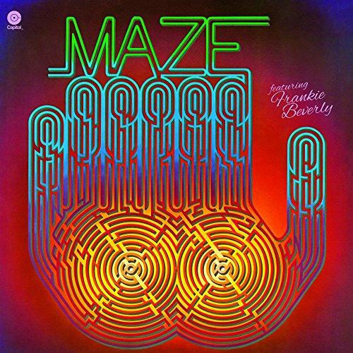 Maze Featuring Frankie Beverly [LP]