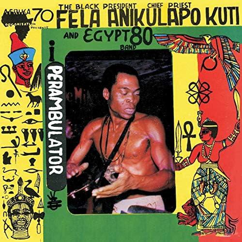 Fela Kuti feat. Egypt '80