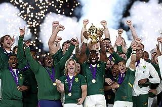 verde bottiglia colore Retake South Africa Springboks Rugby Felpa con cappuccio