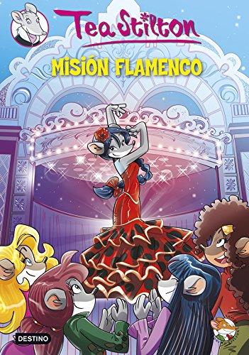 Misión Flamenco: Tea Stilton 16
