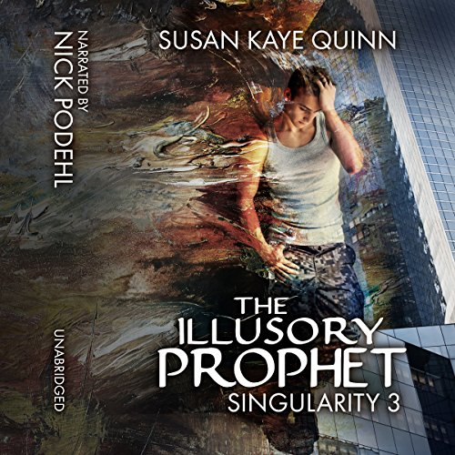 The Illusory Prophet audiobook cover art