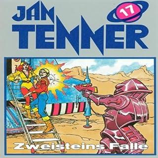 Zweisteins Falle     Jan Tenner Classics 17              Autor:                                                                                                                                 Horst Hoffmann                               Sprecher:                                                                                                                                 Lutz Riedel,                                                                                        Klaus Nägelen,                                                                                        Marianne Groß                      Spieldauer: 47 Min.     3 Bewertungen     Gesamt 4,7