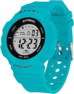 Women's Sports Watch Waterproof Digital Watch with Alarm,...