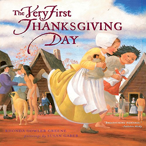 The Very First Thanksgiving Day cover art