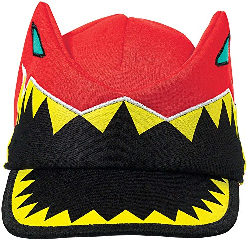 Power Rangers Dino Charge Deluxe Hat, Party Favor