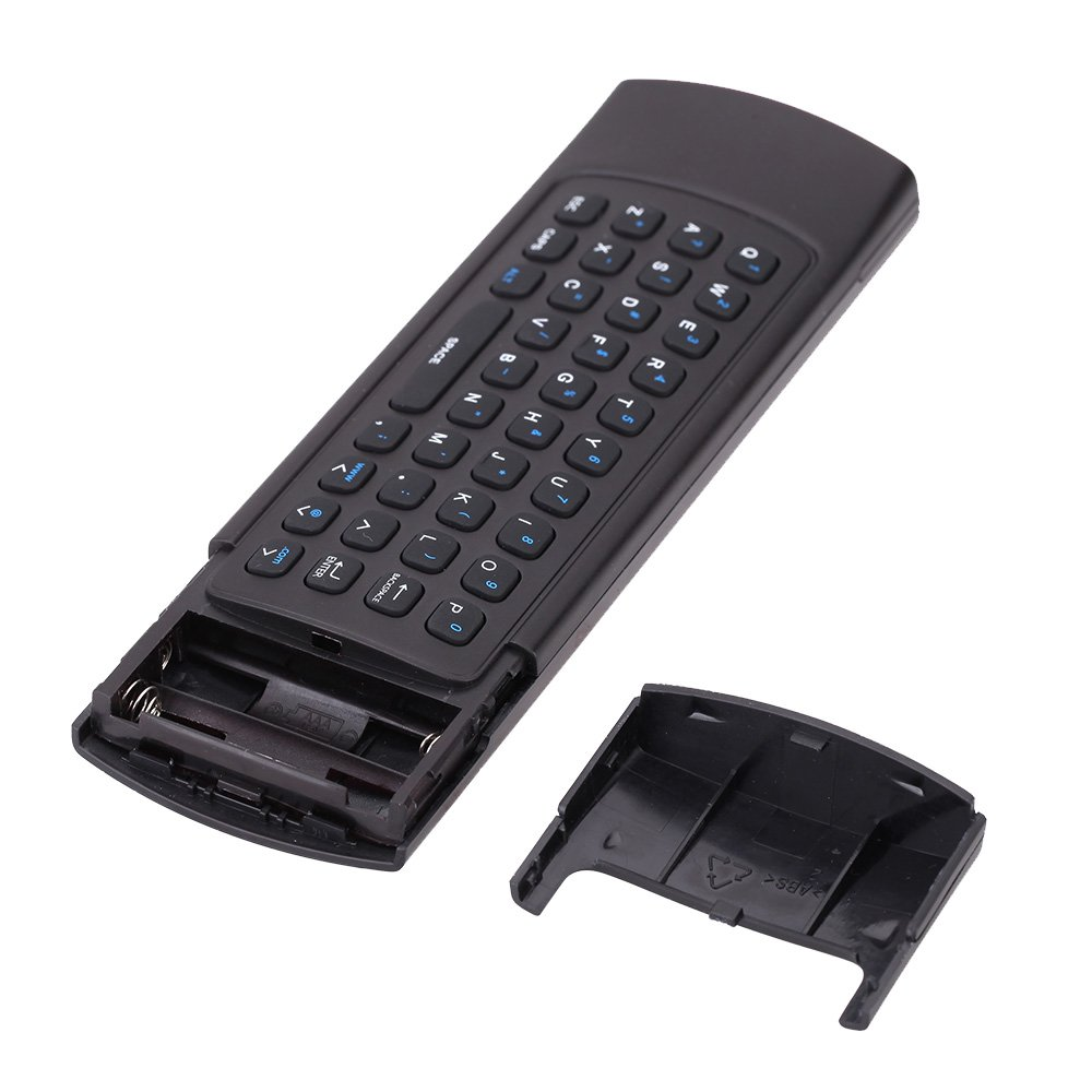 1st choice Air Mouse Keyboard Controller 2.4G Wireless Portable MX3 Remote Control for Smart TV Android TV box mini PC HTPC: Amazon.es: Electrónica