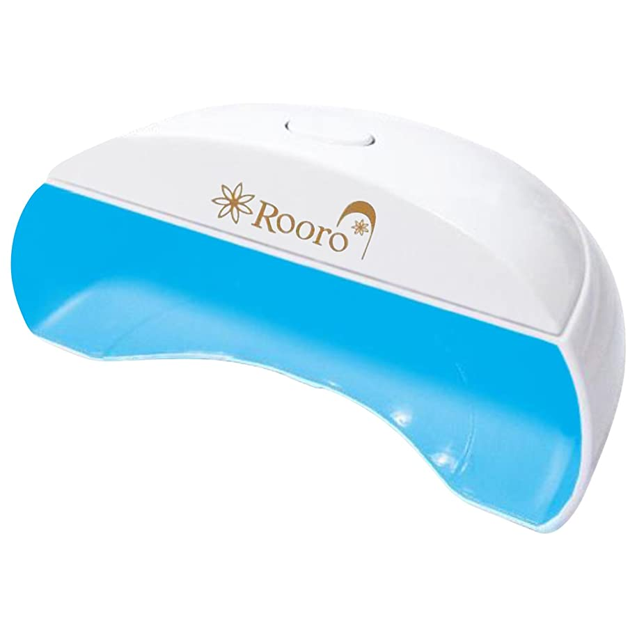 男広範囲にフレキシブルHigh Quality TIP LED LIGHT LEDライト 5W RO-LEDPK タイマー付/ネイル/フットネイル/USB対応