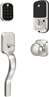 Yale Security B-YRD256-ZW-RX-619 Yale Assure Lock SL with Z-Wave with Ridgefield Works with Ring Alarm, Smartthings, and W...