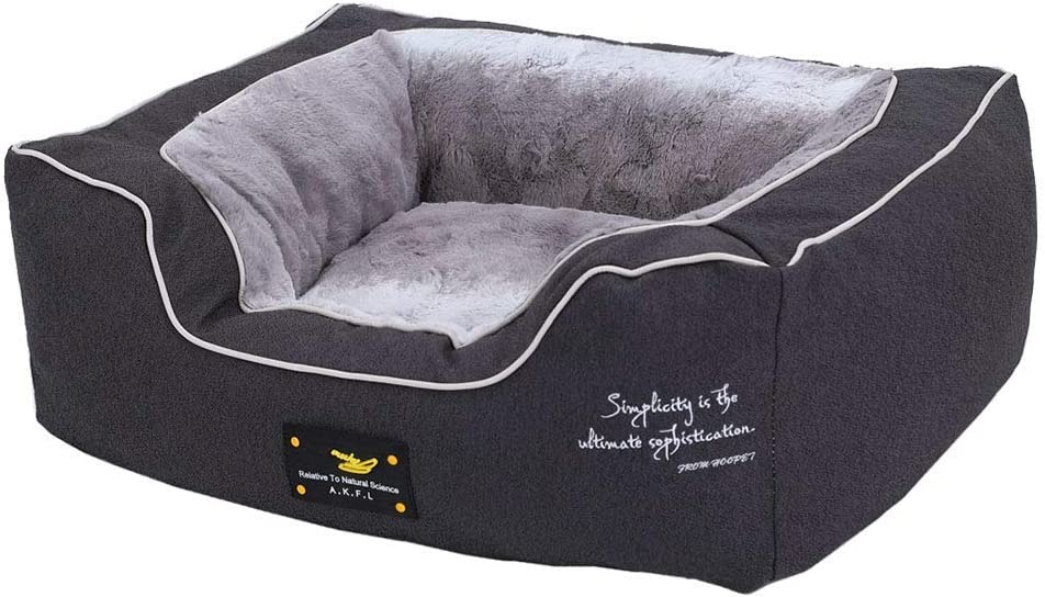 HUAXUE Max 56% OFF ZHXZHXMY Popular standard Pet Roost - Deluxe PV Cat Beds Plush Dog