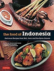 Indonesian local dishes