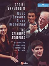 The Salzburg Concerts - Daniel Barenboim & West-Eastern Divan Orchestra
