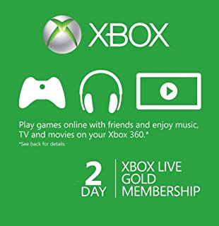 free xbox live codes 48 hour trials free