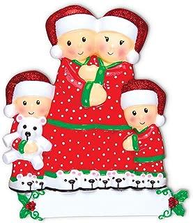 Best pajama family ornament Reviews