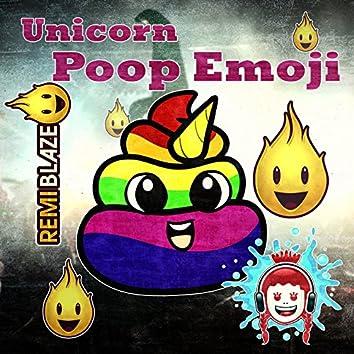 Unicorn Poop Emoji