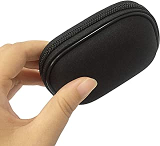 Hearing Aid Case Soft Earphone Protective Case for BTE, IEC, CIC, Earmold, IEM Earphone