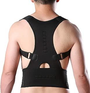Best magnetic corset back shoulder posture corrector Reviews