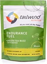 Tailwind Nutrition Endurance Fuel 30 Serving Green Tea Flavour – Caffeinated Estimated Price : £ 22,95