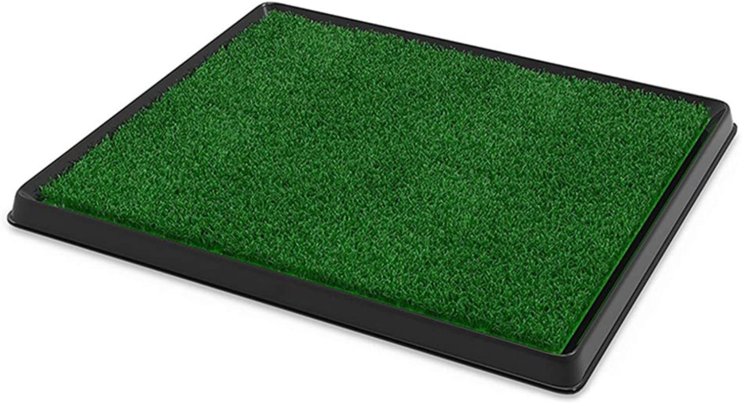 BYCWS The Indoor Restroom for Pets Premium Pet Dog Potty Pee Turf Portable Easy to CleanNon ToxicPuppy Potty Trainer Perfect for Indoor Outdoor