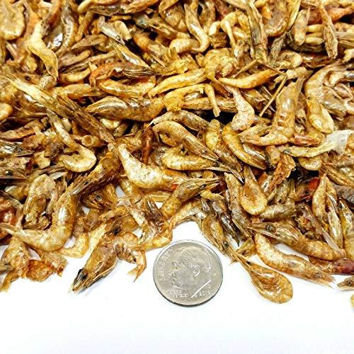 Freeze Dried Red Shrimp - 1/2
