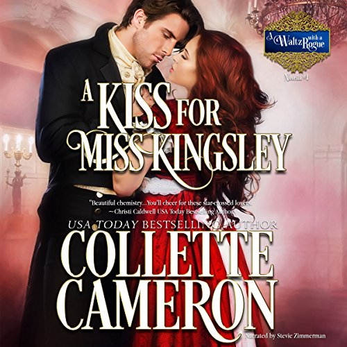 A Kiss for Miss Kingsley cover art