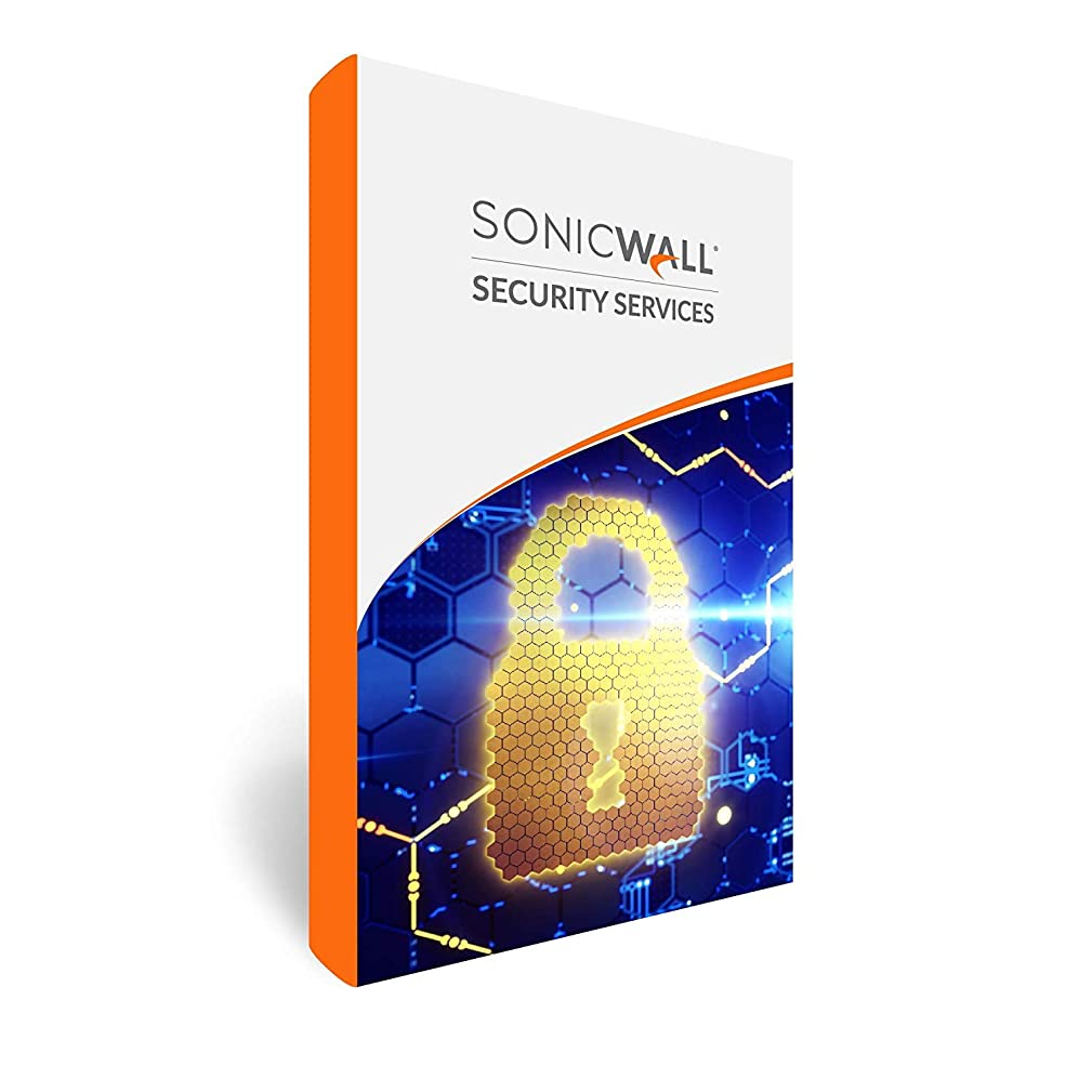 ロータリー価値のないフルーティーSonicWALL Comp Gateway Security Suite Bundle f/ NSA 220, 1Y
