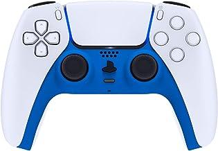eXtremeRate - Carcasa decorativa para controlador DualSense 5, repuesto para control de PS5, cubierta de placas personalizadas para controlador Playstation 5 con anillos decorativos