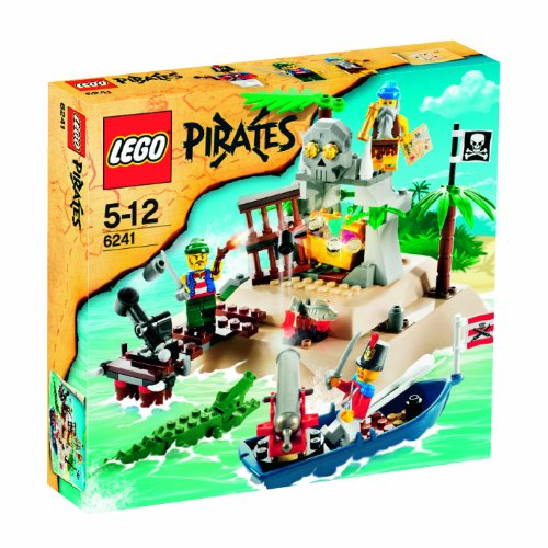 LEGO Piraten 6241 - Schatzinsel